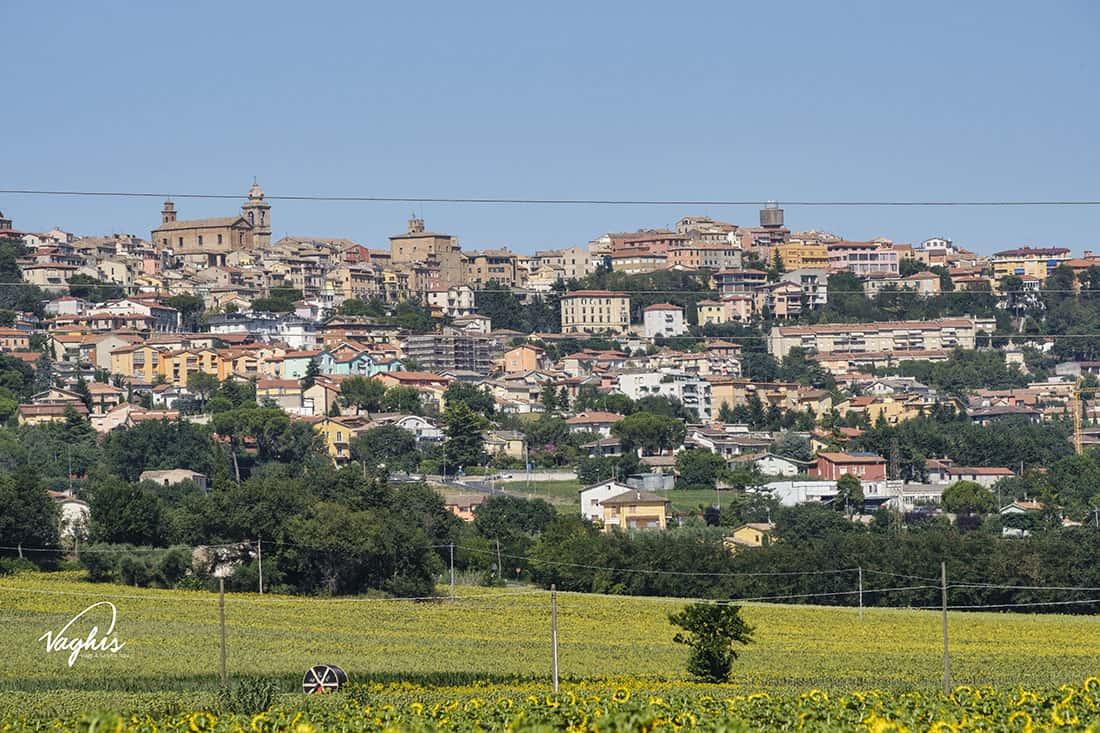Castelfidardo - © Vaghis - viaggi & turismo Italia - Tutti i diritti riservati