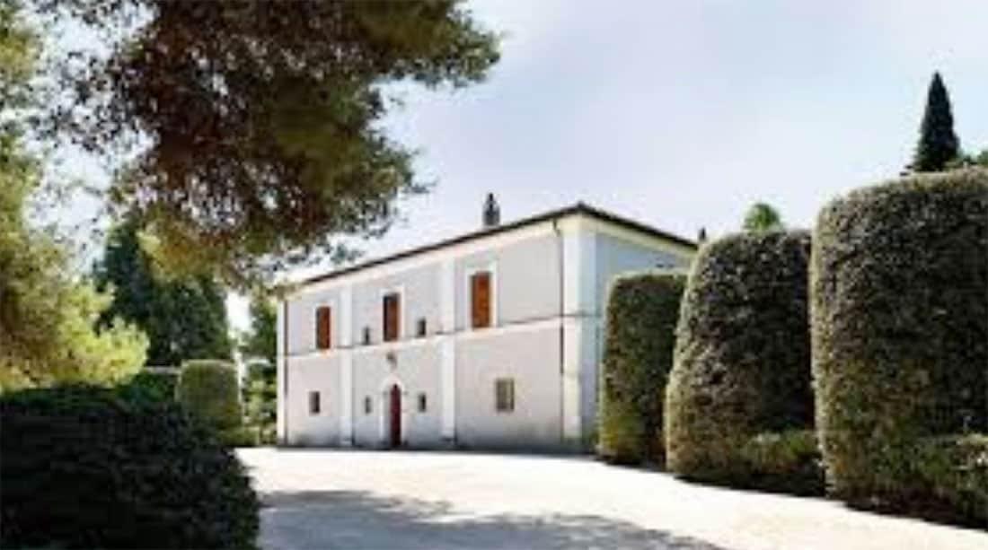 Castelfidardo: Villa Ferretti