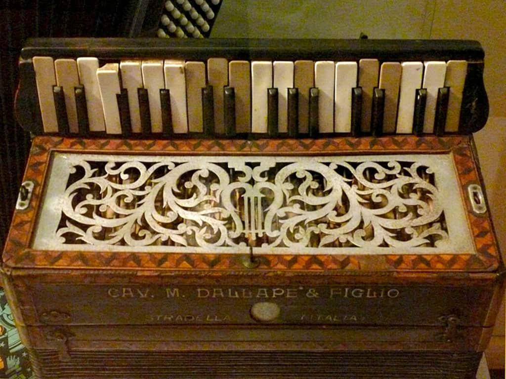 Castelfidardo: Museo Internazionale della Fisarmonica