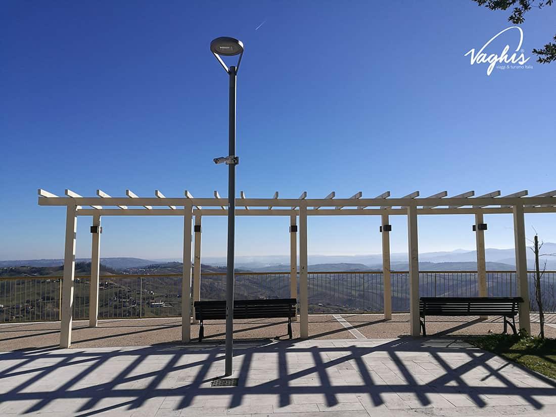 """Guardiagrele: """"la terrazza d'Abruzzo"""" - © Vaghis - viaggi & turismo Italia - Tutti i diritti riservati"""