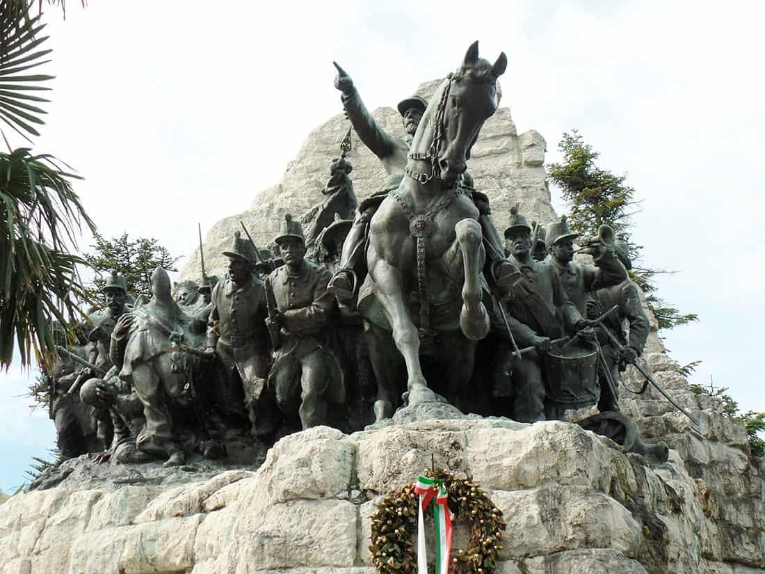Castelfidardo: Il Monumento Nazionale delle Marche