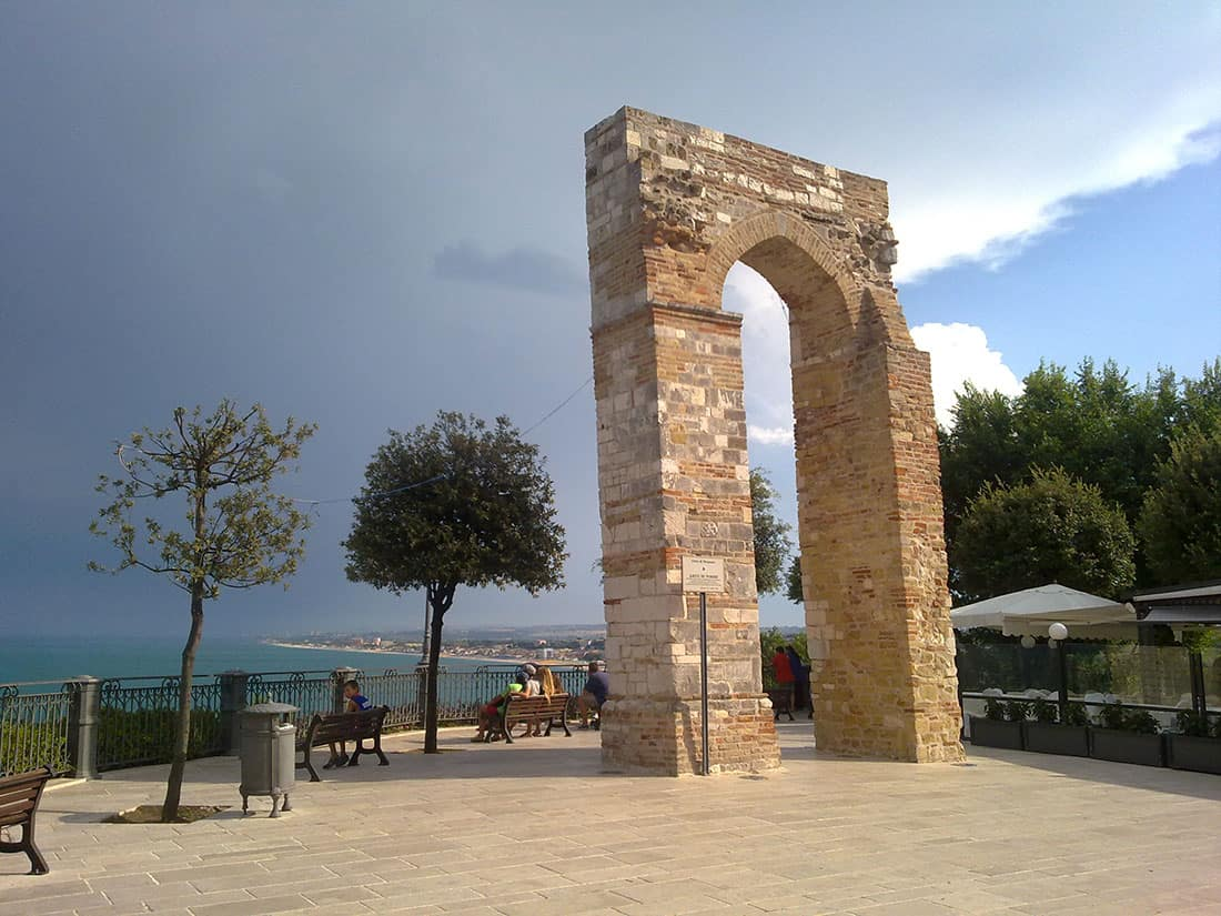 Numana: La Torre