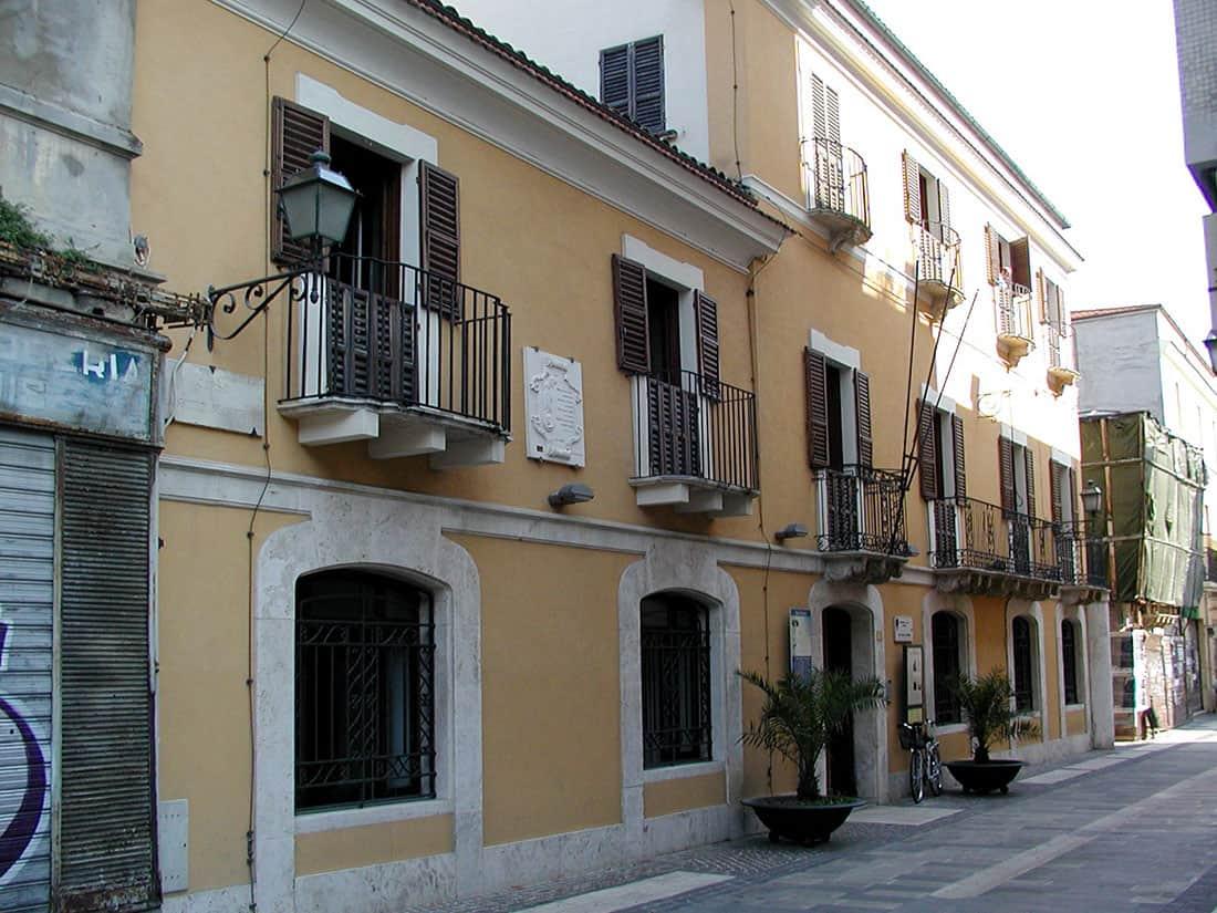 Pescara: Il Museo Casa Natale di Gabriele D'Annunzio