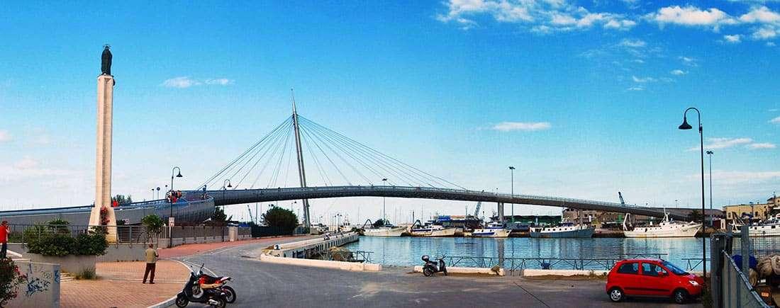 Pescara: Il Ponte del Mare