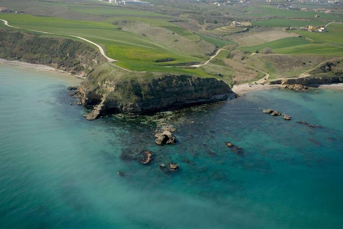 Punta Aderci – Foto concessa da © www.puntaderci.it - Tutti i diritti riservati