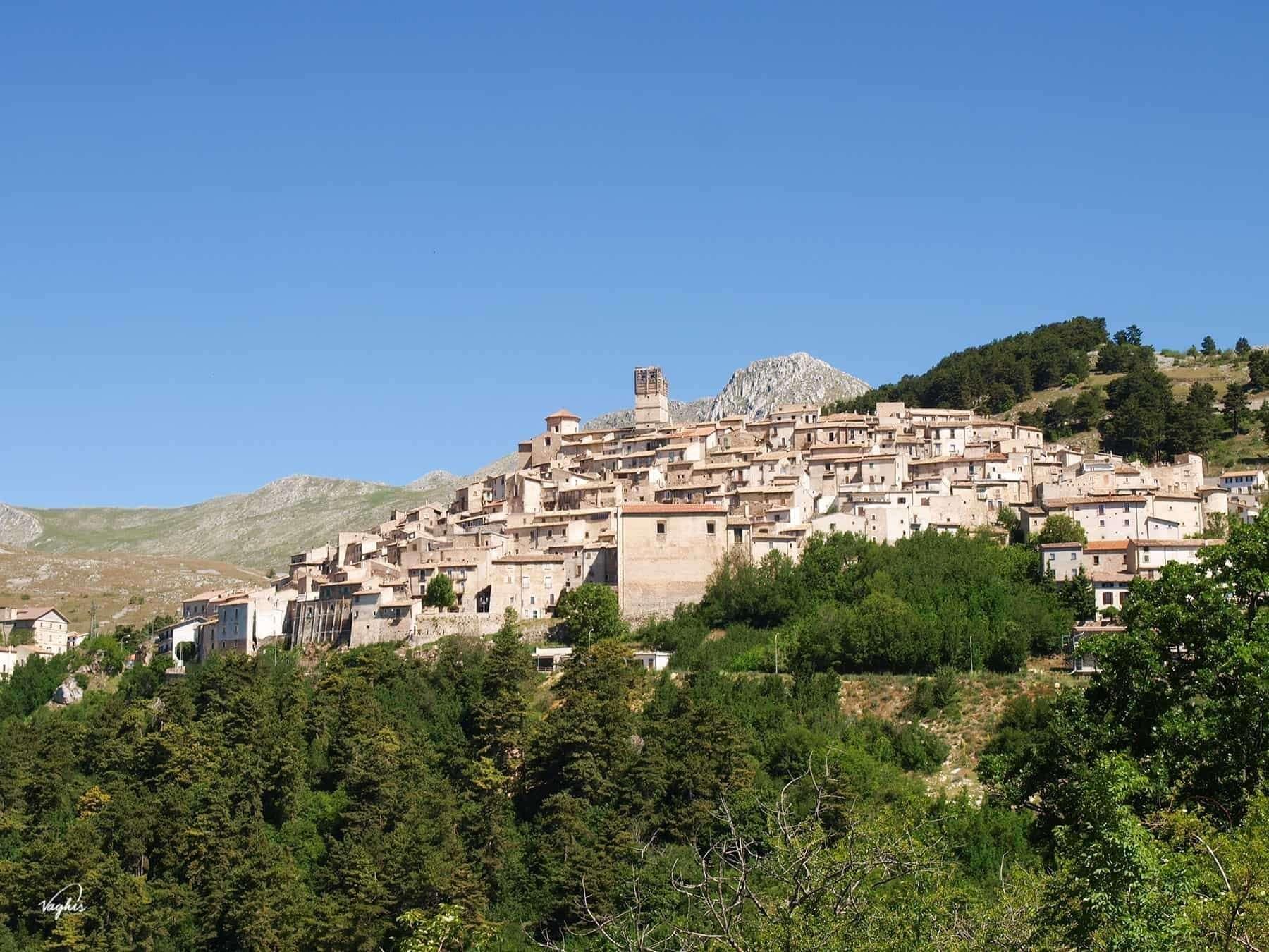 Santo Stefano di Sessanio - © Vaghis - viaggi & turismo Italia - Tutti i diritti riservati