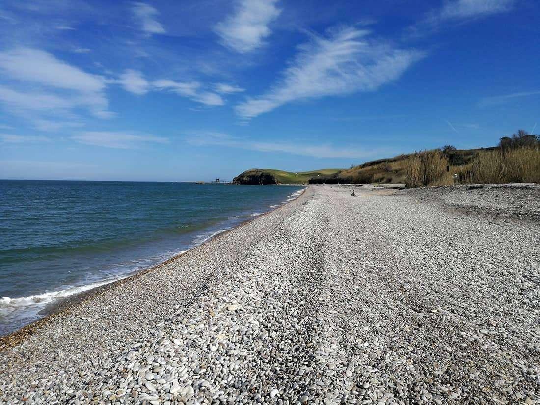 Spiaggia di motta grossa- Foto concessa da © www.puntaderci.it - Tutti i diritti riservati