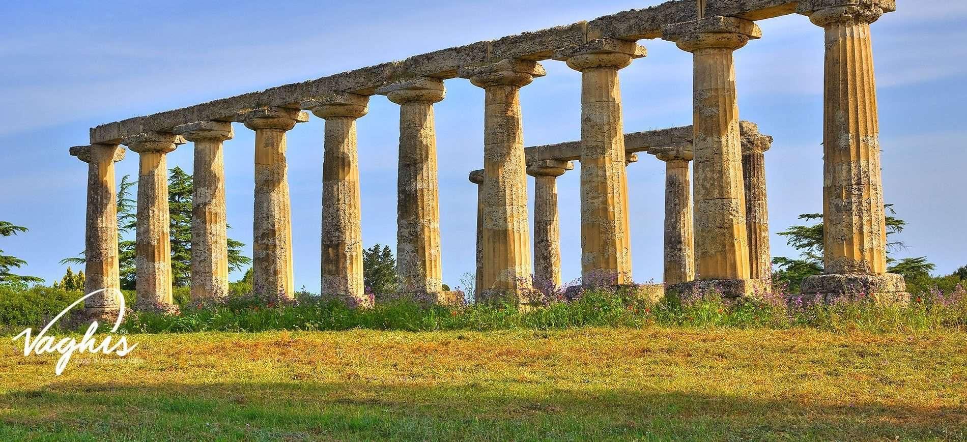 Metaponto - Tavole palatine - © Vaghis - viaggi & turismo Italia Tutti i diritti riservati