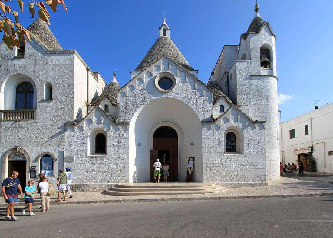 Alberobello - Chiesa di Sant'Antonio