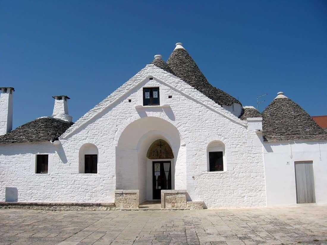 Alberobello: Trullo Sovrano