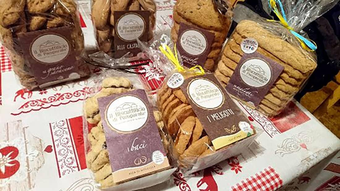 Biscottificio di Via Cantone