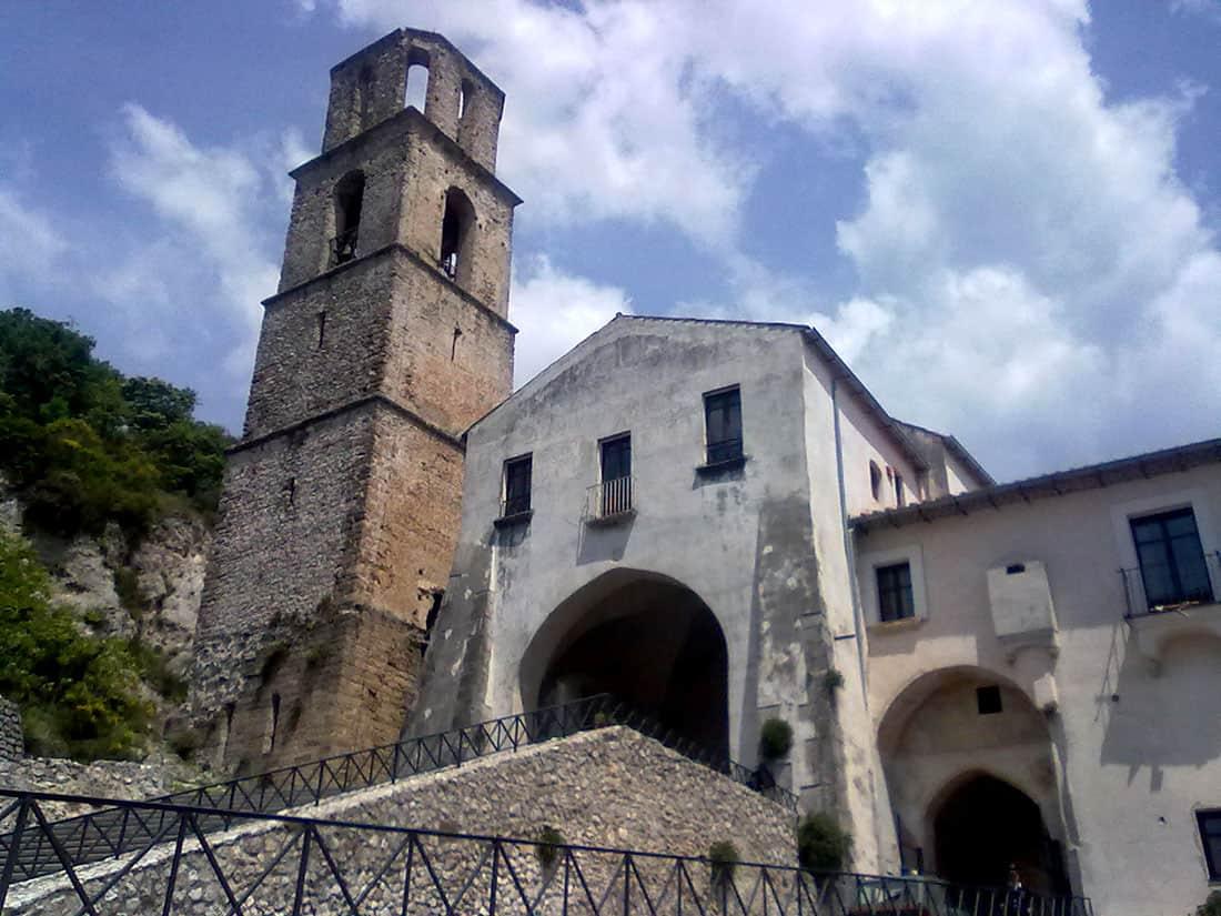 Giffoni Valle Piana: Convento di San Francesco