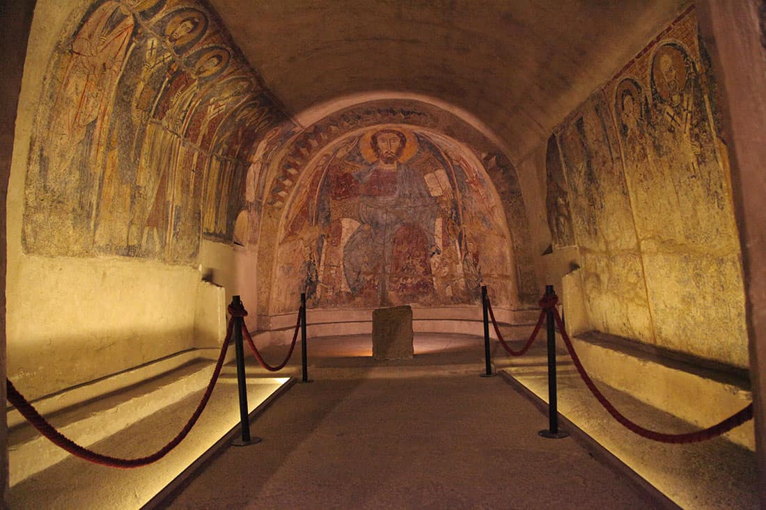 Chiesa/grotta di S. Michele ©Fabio Laddaga