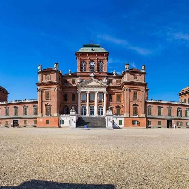 Il Castello di Racconigi - © Vaghis viaggi & turismo Italia - Tutti i diritti riservati