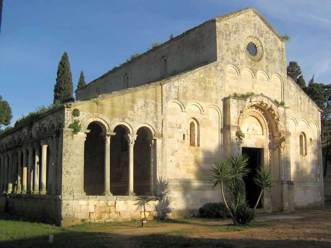 Lecce: Abbazia di Cerrate