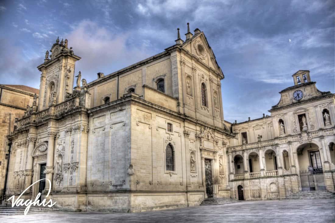Lecce: Cattedrale diMaria SS. Assunta - © Vaghis - viaggi & turismo Italia - Tutti i diritti riservati