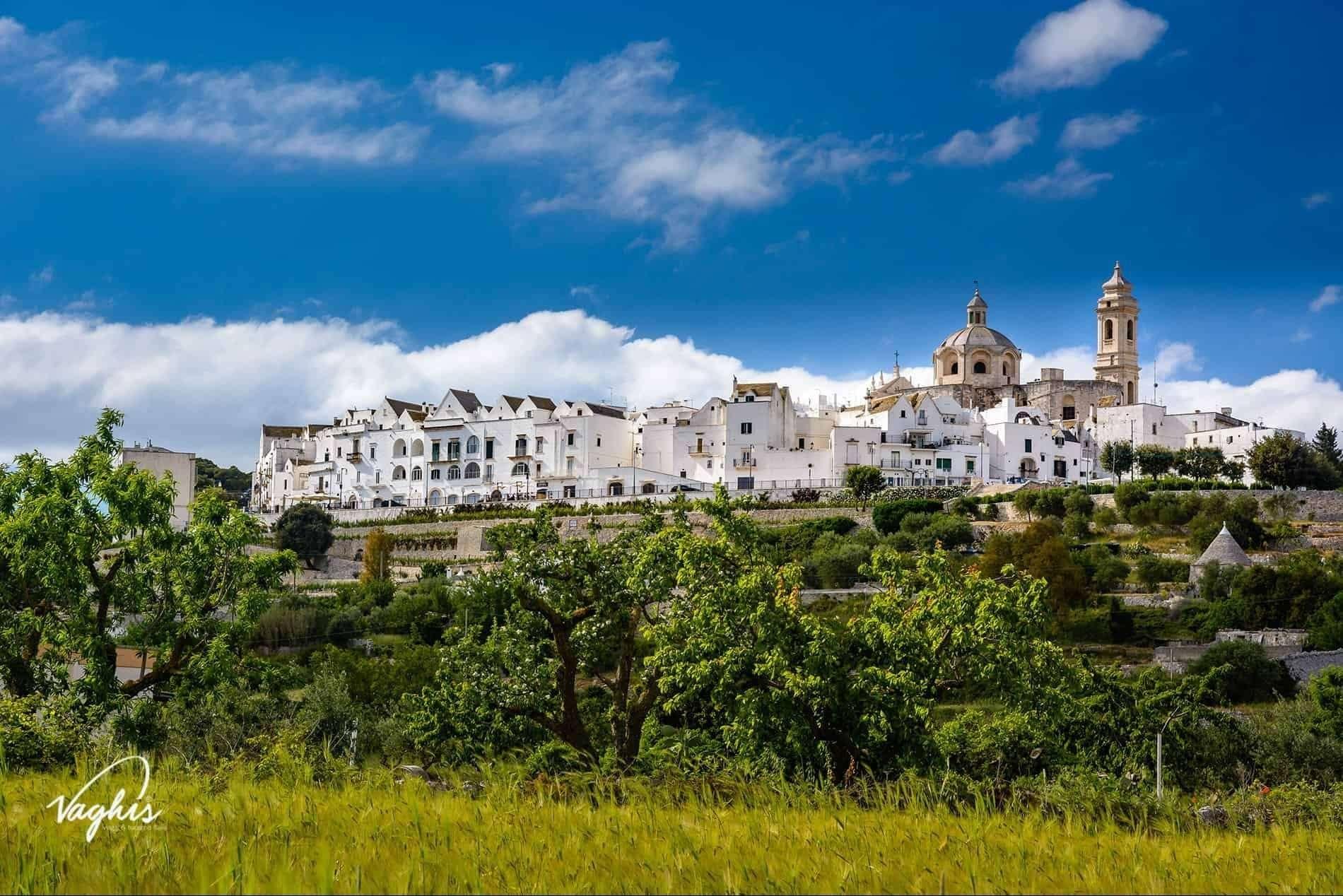 Locorotondo - © Vaghis viaggi & turismo Italia - Tutti i diritti riservati