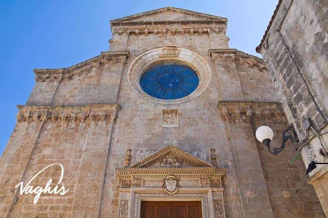 Maruggio: Chiesa Madre - © Vaghis - viaggi & turismo Italia - Tutti i diritti riservati