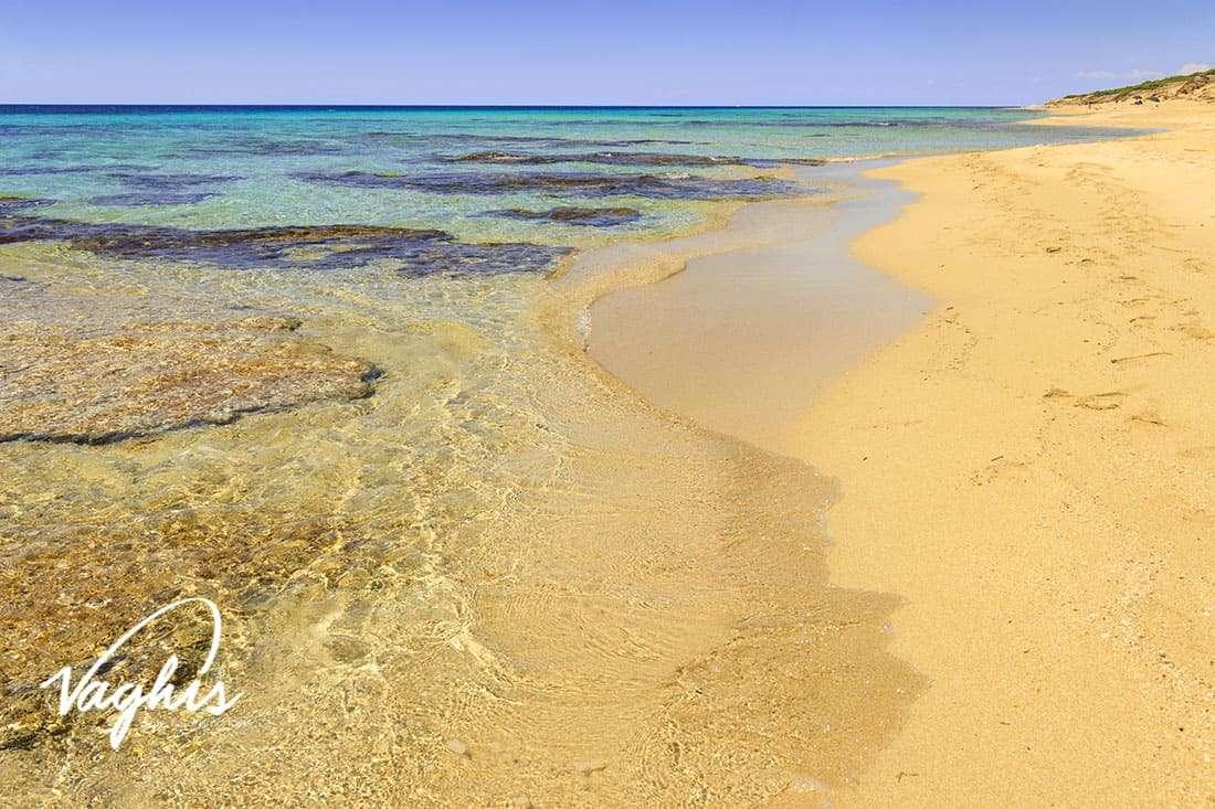 Maruggio: Spiaggia di Monaco Mirante - © Vaghis - viaggi & turismo Italia - Tutti i diritti riservati