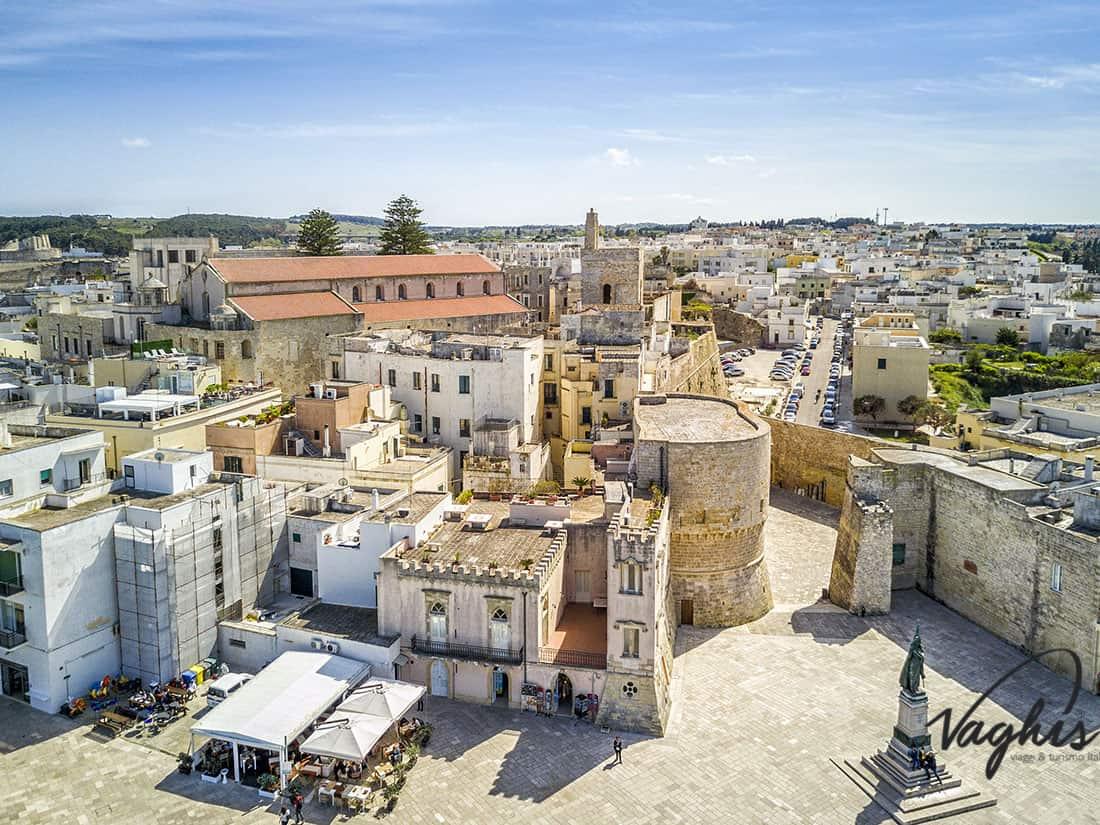 Otranto: Castello Aragonese - © Vaghis viaggi & turismo Italia - Tutti i diritti riservati