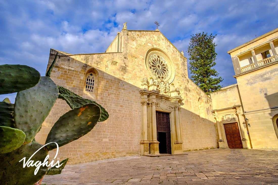 Otranto: Cattedrale di Santa Maria Annunziata - © Vaghis viaggi & turismo Italia - Tutti i diritti riservati