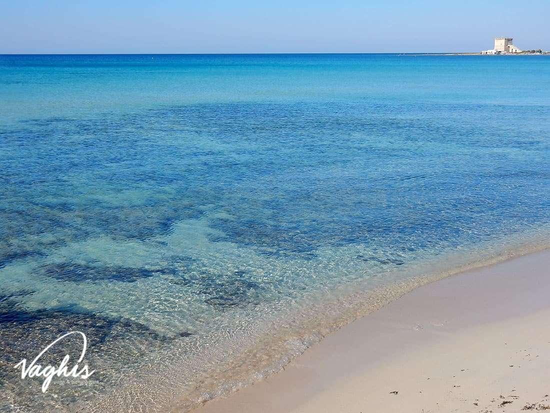 Salento: Punta Prosciutto - © Vaghis viaggi & turismo Italia - Tutti i diritti riservati