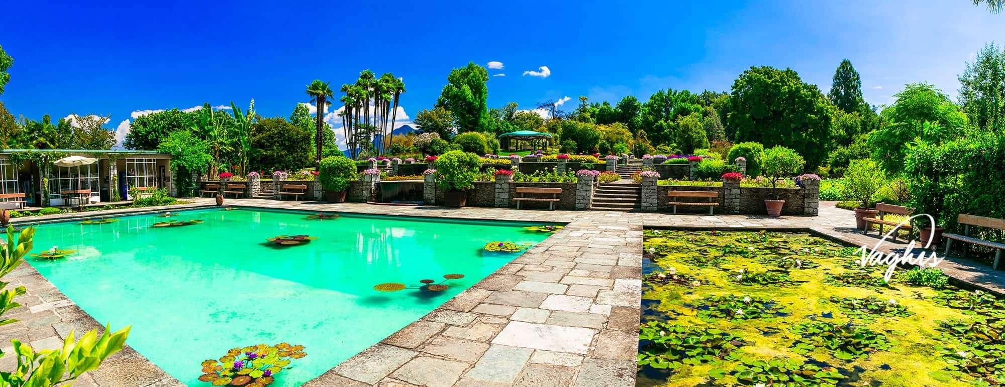 Villa Taranto - © Vaghis - viaggi & turismo Italia - Tutti i diritti riservati