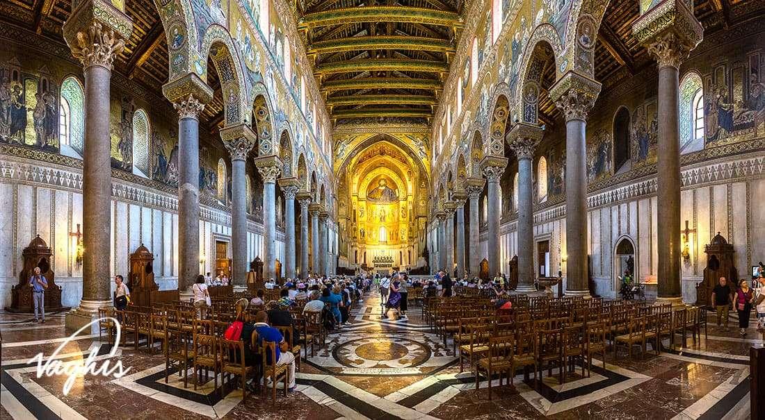 Marsala: L'interno del Duomo - © Vaghis - viaggi & turismo Italia - Tutti i di-ritti riservati