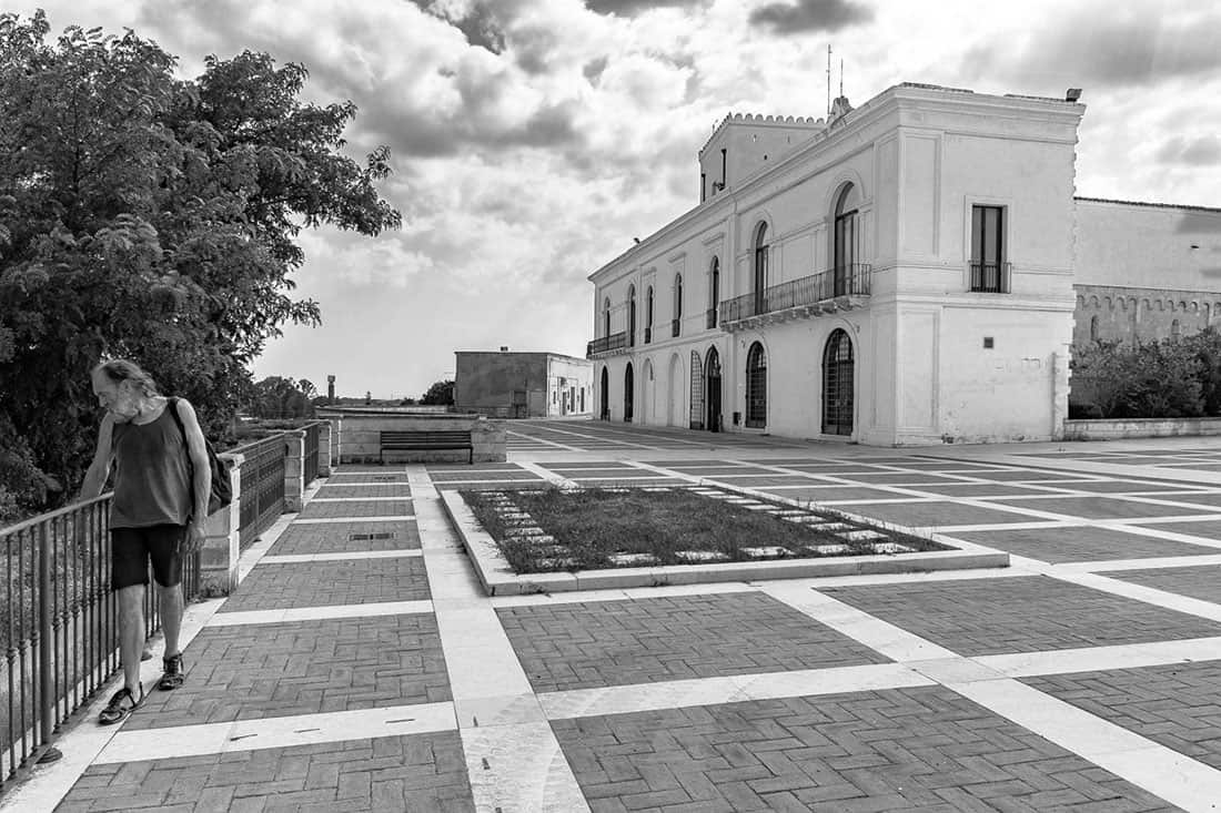 Scanzano Jonico: Palazzo Baronale - © Michele Santarsiere
