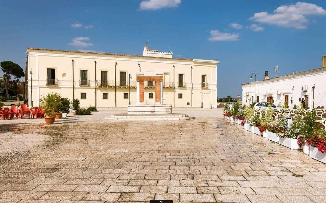Scanzano Jonico: Centro storico - © Michele Santarsiere