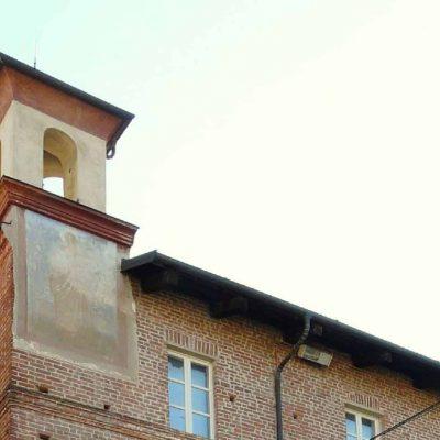 L'ANTICO E NOBILE PALAZZO DEI LOMELLINI A CARMAGNOLA