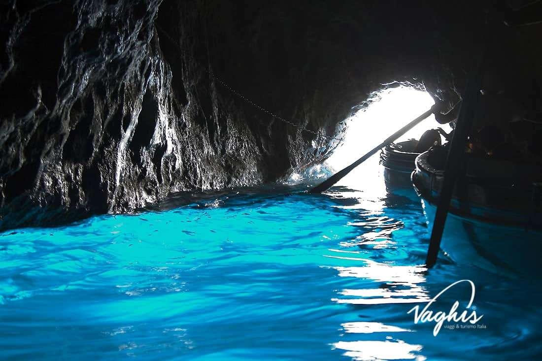 Grotta Azzurra - © Vaghis viaggi & turismo Italia - Tutti i diritti riservati