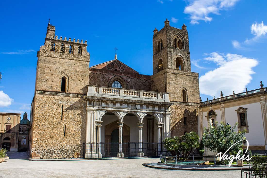 Monreale: Il Duomo - © Vaghis - viaggi & turismo Italia - Tutti i di-ritti riservati