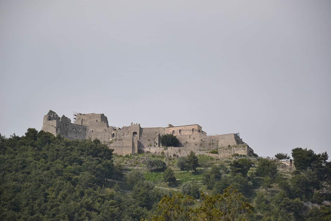 Salerno: Castello Medievale di Arechi