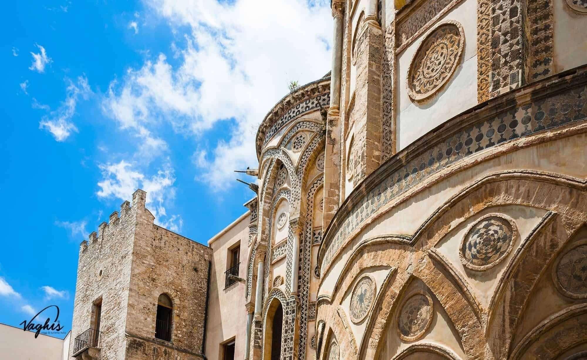 Monreale: La Cattedrale - © Vaghis - viaggi & turismo Italia - Tutti i di-ritti riservati