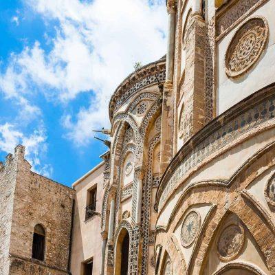 MONREALE: FASTOSA ARCHITETTURA