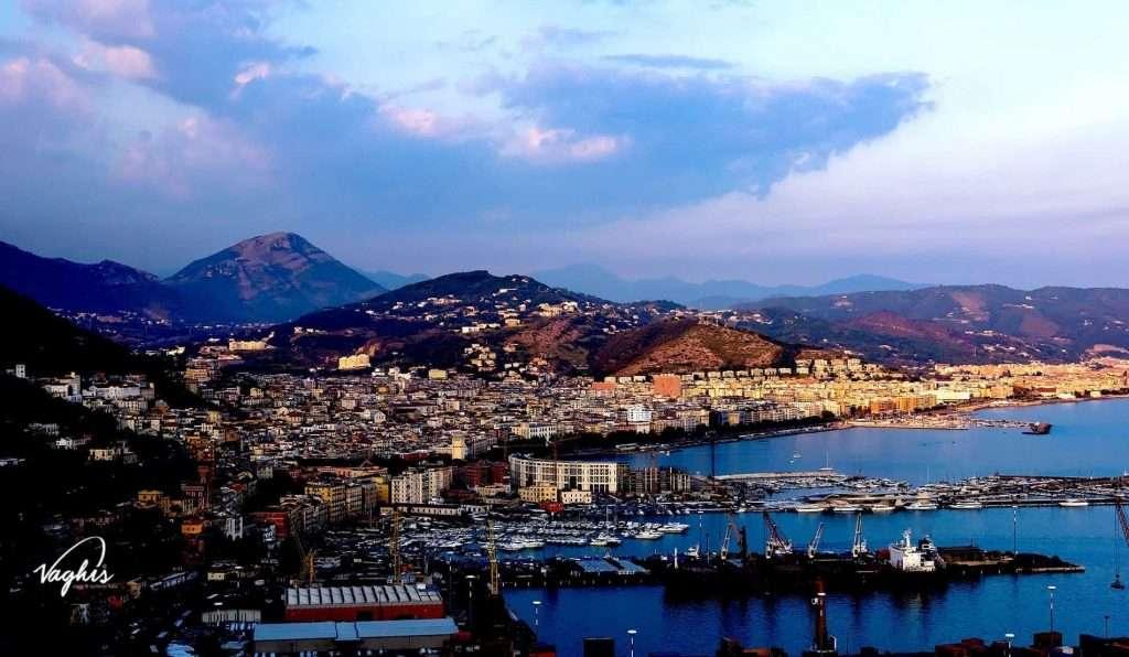 Salerno - © Vaghis viaggi & turismo Italia - Tutti i diritti riservati