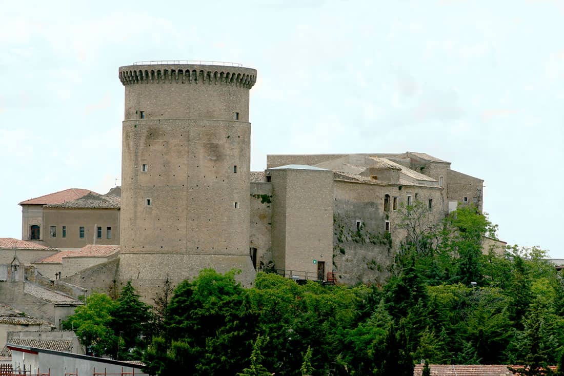 Tricarico: Torre Normanna
