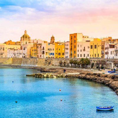 TRAPANI: L'ORO BIANCO DELLA SICILIA