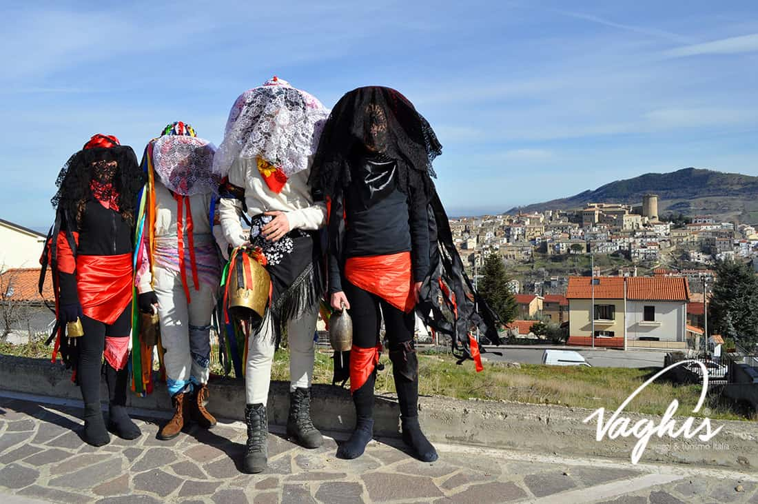 Tricarico: Il carnevale - © Vaghis viaggi & turismo Italia - Tutti i diritti riservati