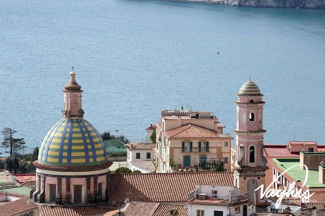 Vietri sul Mare: Chiesa di San Giovanni Battista - © Vaghis viaggi & turismo Italia - Tutti i diritti riservati