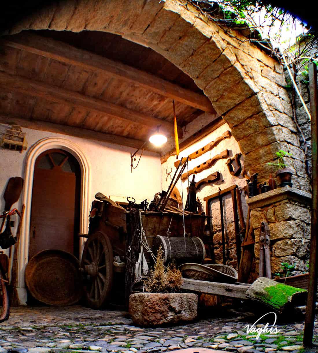 Museo etnografico della Gallura - © Vaghis - viaggi & turismo Italia - Tutti i diritti riservati