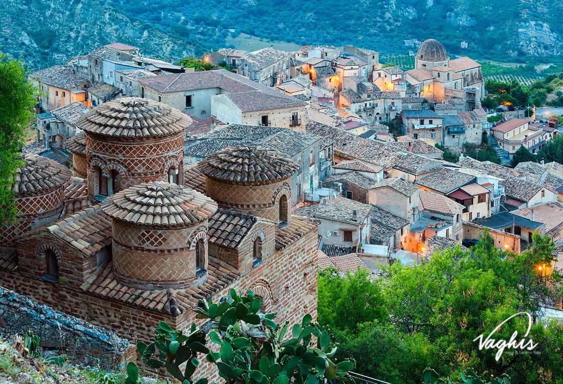 Cattolica di Stilo - © Vaghis - viaggi & turismo Italia - Tutti-i-diritti riservati