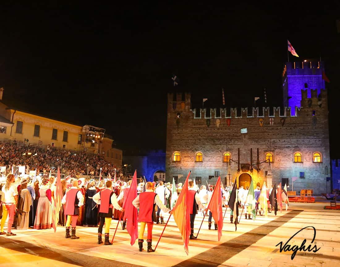 Marostica Scacchi - © Vaghis - viaggi & turismo Italia - Tutti i diritti riservati