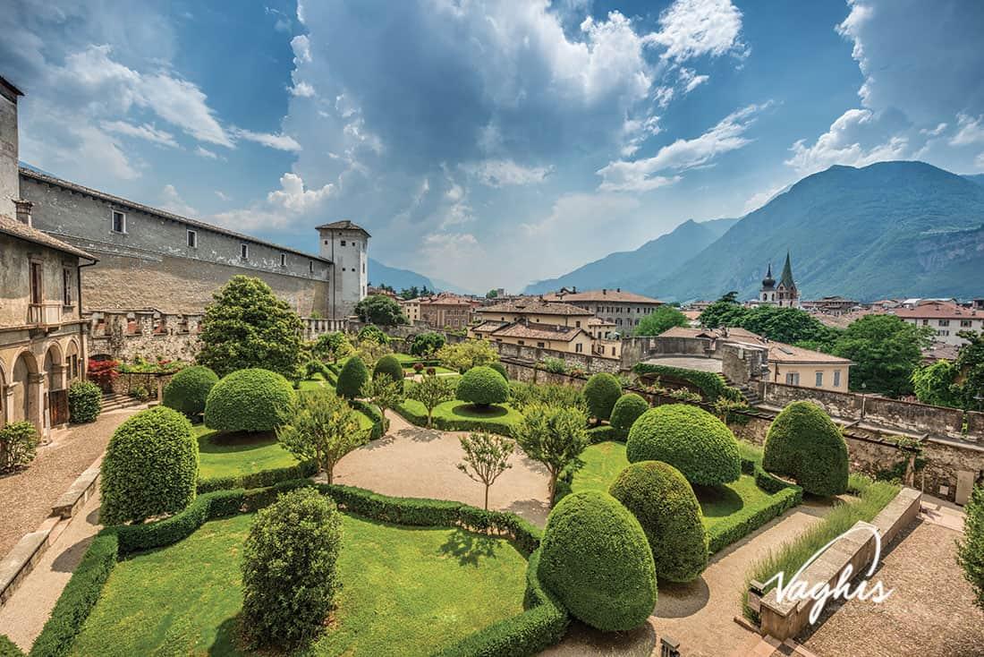 Trento: Castello del Buonconsiglio - © Vaghis - viaggi & turismo Italia - Tutti i diritti riservati