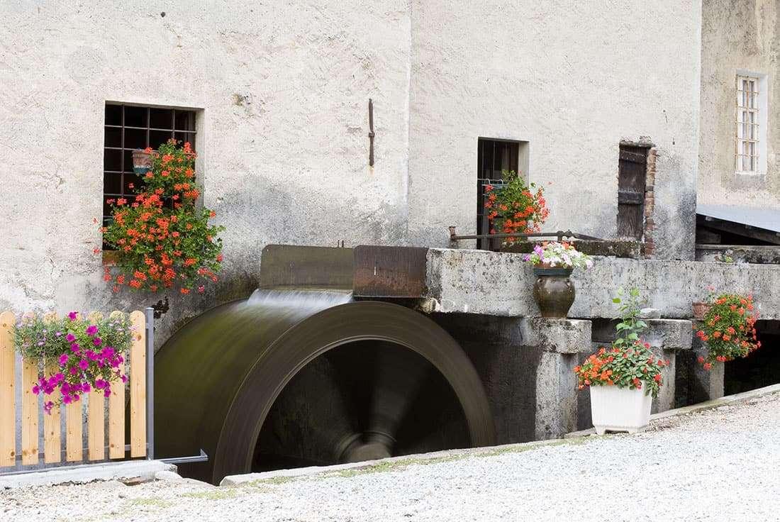 Mulino della Bernardina - Giaveno