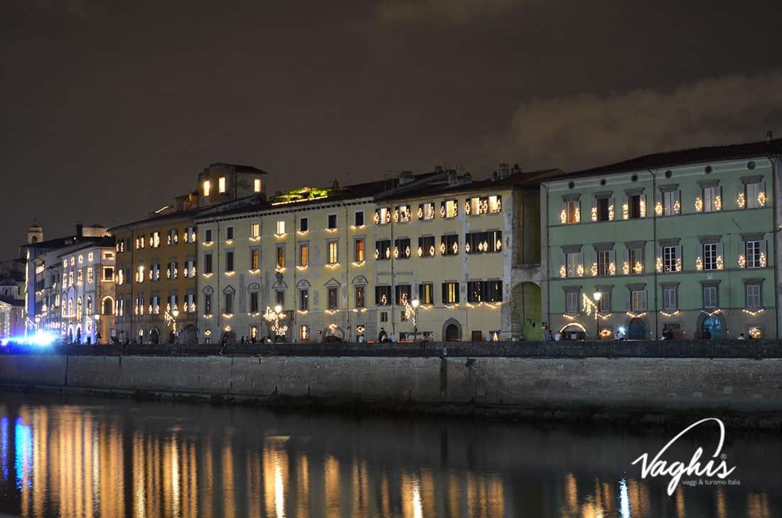 La Luminara di San Ranieri - © Vaghis - viaggi & turismo Italia - Tutti i diritti riservati