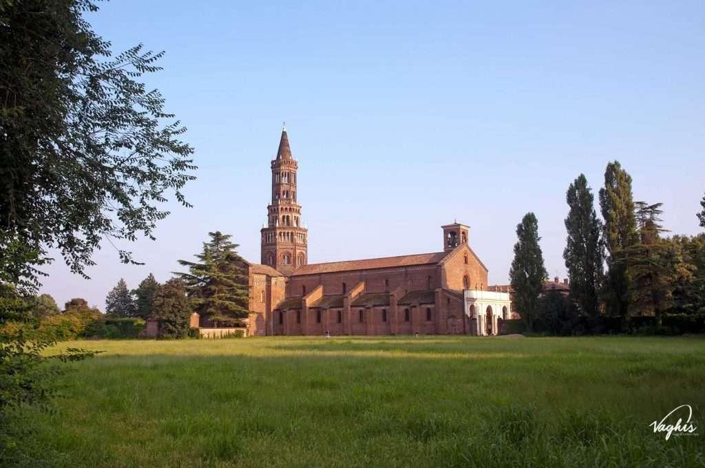 Abbazia di Chiaravalle - © Vaghis - viaggi & turismo Italia - Tutti i diritti riservati