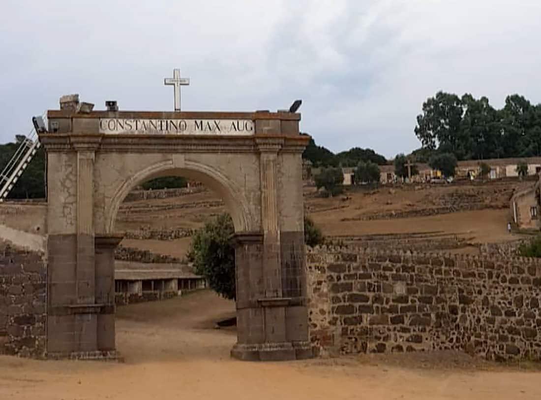 Arco Monumentale Santuario di San Costantino