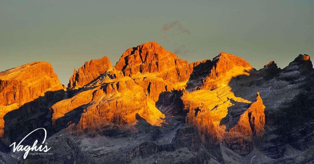 Madonna di Campiglio: Dolomiti di Brenta - © Vaghis - viaggi & turismo Italia - Tutti i diritti riservati